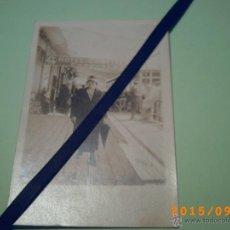 Postales: ANTIGUA POSTAL MAR DEL PLATA -TERRAZA HOTEL Y CONFITERIA CARBONI HNOS.-BUENOS AIRES-ARGENTINA-1927. Lote 51172439