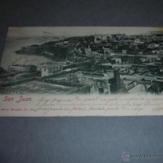 Postales: PUERTO RICO - SAN JUAN . BOLETIN MERCANTIL PTO RICO POSTAL CIRCULADA 1902 . Lote 51342175