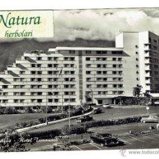 Postales: HOTEL TAMANACO CARACAS VENEZUELA. FELICES PASCUAS 1955. ESCRITA. Lote 51345554