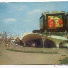 Cartes Postales: EASTMAN KODAK PAVILION. WORLD´S FAIR AT FLUSHING MEADOWS, N.Y. 1964. Lote 51388874