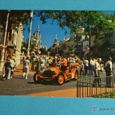 Postales: MAIN STREET MEMORIES. WALT DISNEY WORLD. Lote 52157008