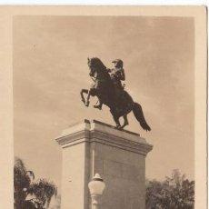 Postales: P- 2858. POSTAL DE BUENOS AIRES. MONUMENTO AL GENERAL SAN MARTIN. RESISTENCIA. BUENOS AIRES. . Lote 52296237