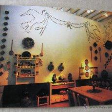 Postales: CASA AZUL. COCINA CON PALOMAS. COYOACAN, MÉXICO. (NUEVA). Lote 52538154