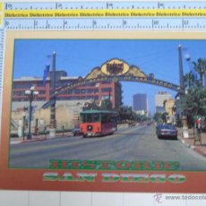 Cartes Postales: POSTAL DE ESTADOS UNIDOS. SAN DIEGO, TRANVÍA. 96. Lote 52755257