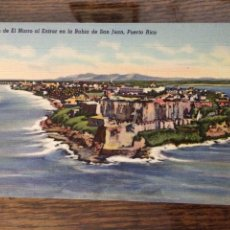 Postales: SAN JUAN PUERTO RICO AÑOS 50. Lote 52762823