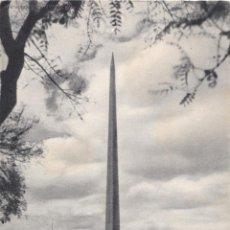Postales: P- 3311. POSTAL DE MONTEVIDEO, URUGUAY. OBELISCO. PARQUE J. BATLLE Y ORDOÑEZ.. Lote 52810618