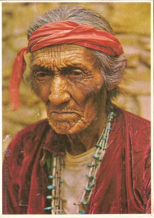 indio navajo, hombre medicina - petley p313703 - Comprar Postales ...