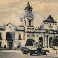Postales: P-3385. POSTAL DE SALTA, ARGENTINA. CATEDRAL.2141. ED.LA SUDAMERICANA.. Lote 52840466