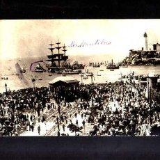 Postales: ANTIGUA POSTAL DE CUBA. POSTAL FOTOGRÁFICA DE EL PUERTO DE LA HABANA. . Lote 53003964
