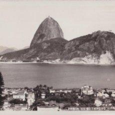 Postales: P- 3851. POSTAL FOTOGRAFICA DE RIO DE JANEIRO. PRAIA DE BOTAFOGO. PAO DE ASSUCAR. Nº 175.. Lote 53100933