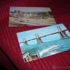 Postales: DOS POSTALES DE VENEZUELA,AÑOS 59 Y 63 . Lote 53629937