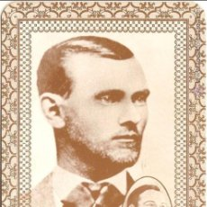 Postales: ANTIGUA POSTAL,JESSE JAMES (1847-1882) - OLD WEST COLLECTORS SERIES - SIN CIRCULAR. Lote 53896591