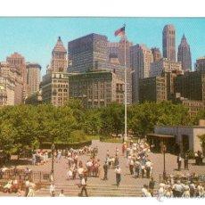 Postales: NUEVA YORK - NEW YORK CITY - POSTAL BATTERY PARK. Lote 54015910