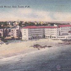 Postales: SAN JUAN BAUTISTA DE PUERTO RICO (ESCRITA) . Lote 54043194