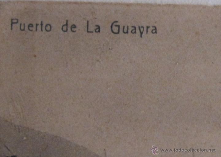 Postales: GRAN POSTAL PANORAMICA PUERTO DE LA GUAYRA GUAIRA. VENEZUELA 9 X 28 CM - Foto 2 - 54411469