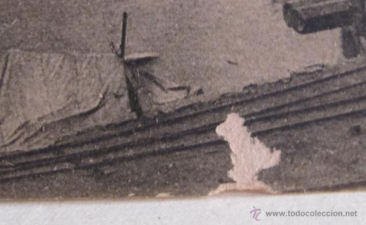 Postales: GRAN POSTAL PANORAMICA PUERTO DE LA GUAYRA GUAIRA. VENEZUELA 9 X 28 CM - Foto 3 - 54411469
