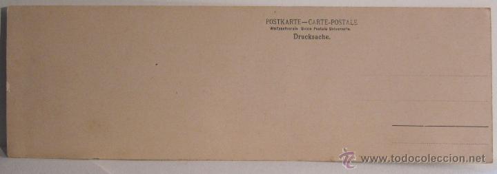 Postales: GRAN POSTAL PANORAMICA PUERTO DE LA GUAYRA GUAIRA. VENEZUELA 9 X 28 CM - Foto 4 - 54411469
