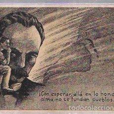 Postales: TARJETA POSTAL DE CUBA DE JOSÉ MARTÍ.. Lote 55314318