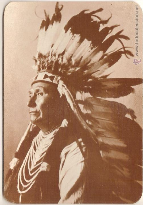 ANTIGUA POSTAL, HINMATON YALATKIT, JEFE JOSEPH (1832-1904) - OLD WEST COLLECTORS SERIES - S/C (Postales - Postales Extranjero - América)