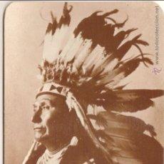 Postales: ANTIGUA POSTAL, HINMATON YALATKIT, JEFE JOSEPH (1832-1904) - OLD WEST COLLECTORS SERIES - S/C. Lote 55325162