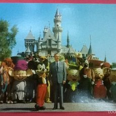 Postales: POSTAL DISNEYLAND (CALIFORNIA). Lote 55939325