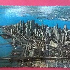 Postales: POSTAL NUEVA YORK-MANHATTAN. Lote 55939339
