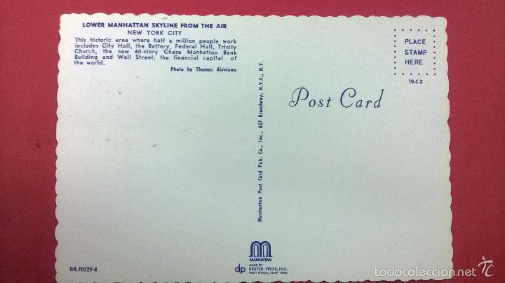Postales: POSTAL NUEVA YORK-MANHATTAN - Foto 2 - 55939339