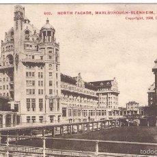 Postales: 602 NORTH FACADE, MARLBOROUGH-BLENHEIM, ATLANTIC CITY, 1906. Lote 56088775