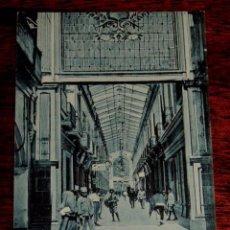 Postales: POSTAL DE PUEBLA, MEXICO, PASAJE DEL AYUNTAMIENTO, FOTOGRAFIA DE PEDRO GUILLOUZ, ED. CARLOS V, NO CI. Lote 56124513