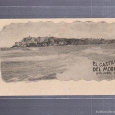 Postales: TARJETA POSTAL. PUERTO RICO. EL CASTILLO DEL MORO. SAN JUAN.. Lote 56911336