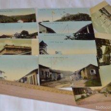 Postales: LOTE 12 POSTALES ANTIGUAS DE LA REPÚBLICA DE CUBA - MIRA FOTOS. Lote 57270827