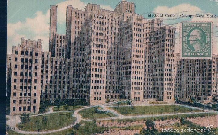 MEDICAL CENTER GROUP, NEW YORK CITY (Postales - Postales Extranjero - América)