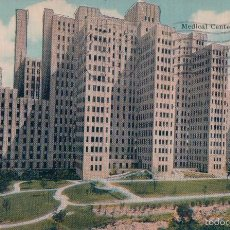Postales: MEDICAL CENTER GROUP, NEW YORK CITY. Lote 57273585