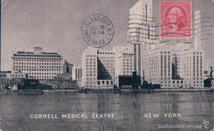 CORNELL MEDICAL CENTER NEW YORK (Postales - Postales Extranjero - América)