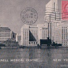 Postales: CORNELL MEDICAL CENTER NEW YORK. Lote 57274031