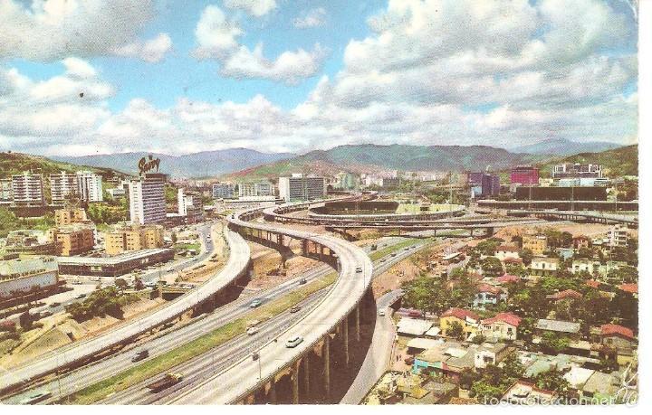1 POSTAL VENEZUELA CARACAS (Postales - Postales Extranjero - América)