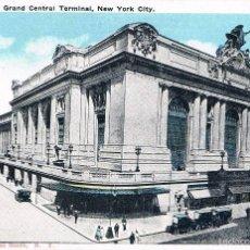 Postales: 6 POSTALES DE NUEVA YORK DE PRINCIPIOS DEL SIGLO XX. Lote 58693154