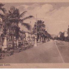 Cartes Postales: P- 6174. POSTAL DE LIMA, PASEO COLON.. Lote 62046292
