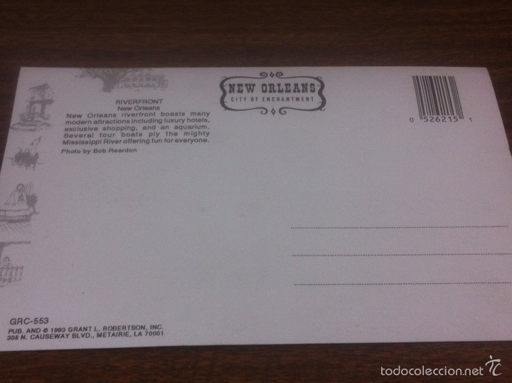 Postales: 12 postales New Orleans - Foto 2 - 62084399