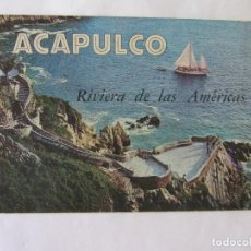 Postales: POSTAL ACAPULCO. MEXICO. 1955. Lote 62473720