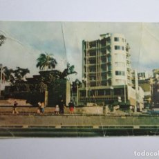 Postales: QUITO MONUMENTO A BOLIVAR EDIFICIO CRUZ ROJA, ECUADOR. Lote 63029116