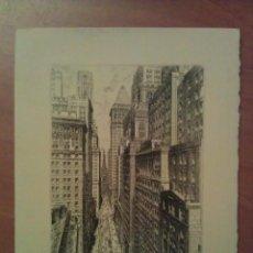 Cartes Postales: NEW YORK - POSTAL NAVIDEÑA. Lote 63305368