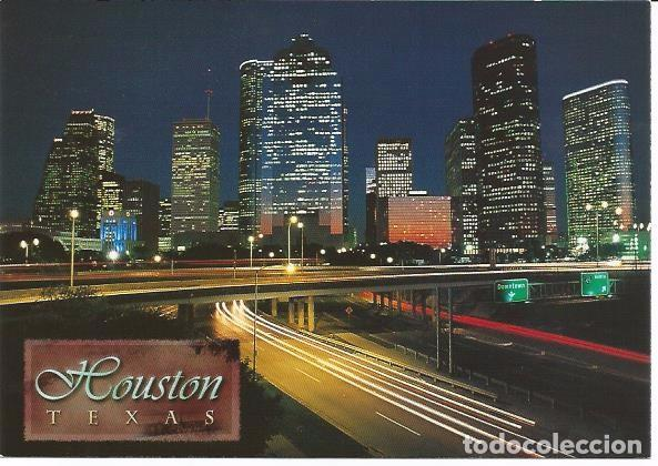 Postal Houston Texas Estados Unidos Vista Comprar