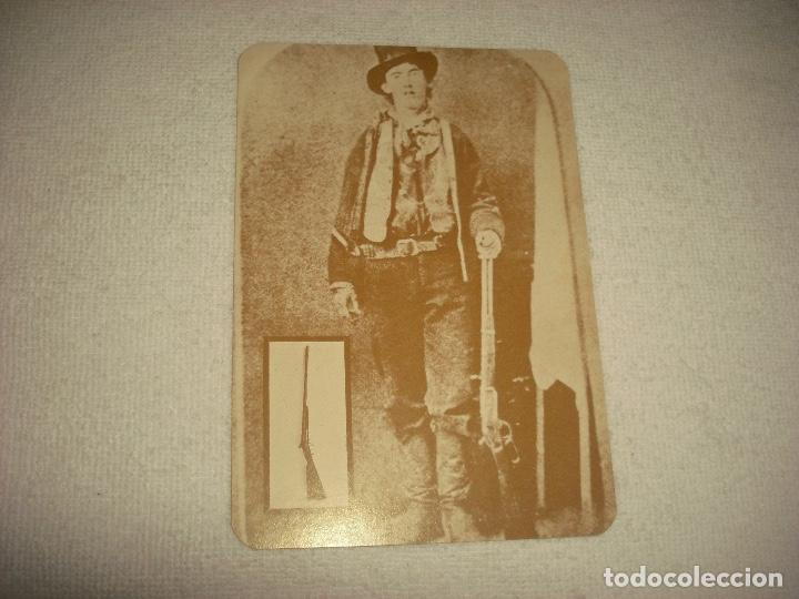 BILLY THE KID 12 .OLD WEST COLLECTORS SERIES , SIN CIRCULAR (Postales - Postales Extranjero - América)