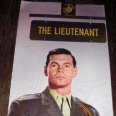 Postales: GARY LOCKWOOD POSTAL N 585 COLOR COLECION OSCAR OSCARCOLOR SIN CIRCULAR MGM TV. Lote 64405991