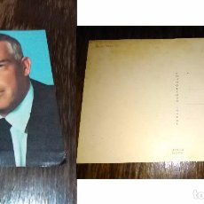 Postales: LEE MARVIN POSTAL N 542 COLOR COLECCION OSCAR OSCARCOLOR AÑOS 60 SIN CIRCULAR. Lote 64411095