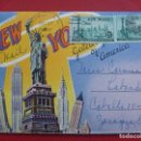 Postales: NEW YORK POSTALES ANTIGUAS 18 POSTCARD GATEWAY OF AMERICA COLOURPICTURE ÚNICO EN TODOCOLECCION. Lote 64602331