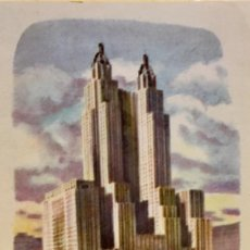Postales: POSTAL NUEVA YORK NEW YORK HOTEL WALDORF ASTORIA 1966. Lote 64877715