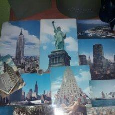Postales: 10 POSTALES EE.UU GRAN TAMAÑO. Lote 68129815