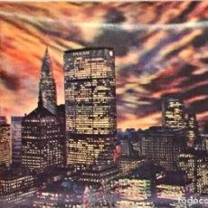 Postales: 2 POSTALES DE NEW YORK EN 3D, NUEVAS.. Lote 68364029